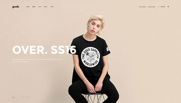 Goodz Shop - Multipurpose eCommerce Theme