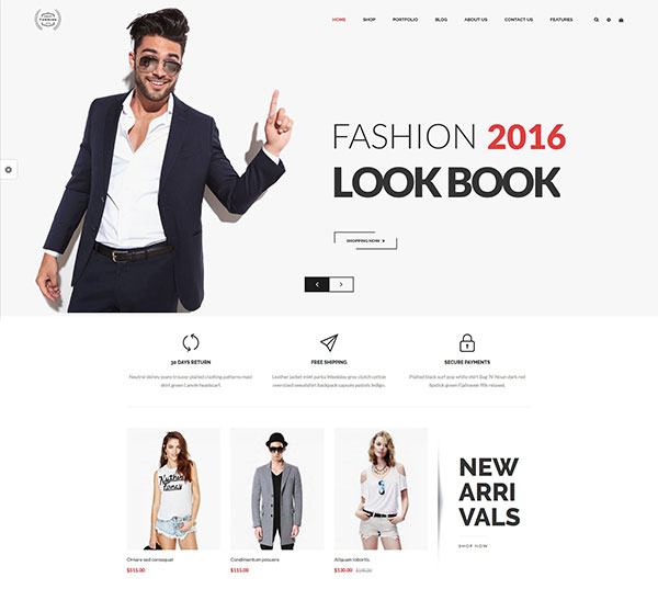Tuoring - Visual Theme For Fashion Store