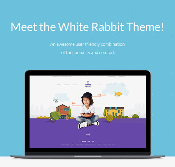 White Rabbit - Kids Toys & Clothing Store
