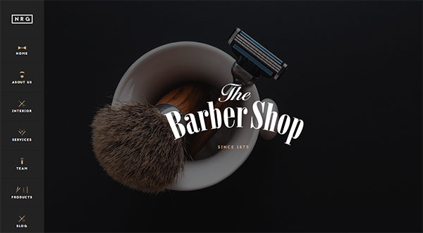 NRGbarber - Hairdressers, Barbershops & Coiffeurs