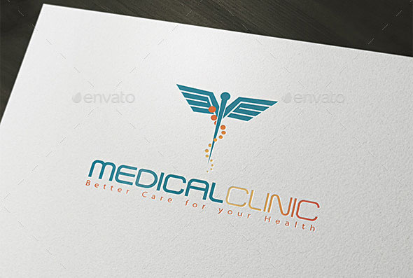 Medical Clinic Logo Template