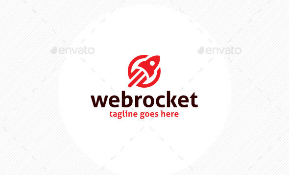 Web Rocket Logo