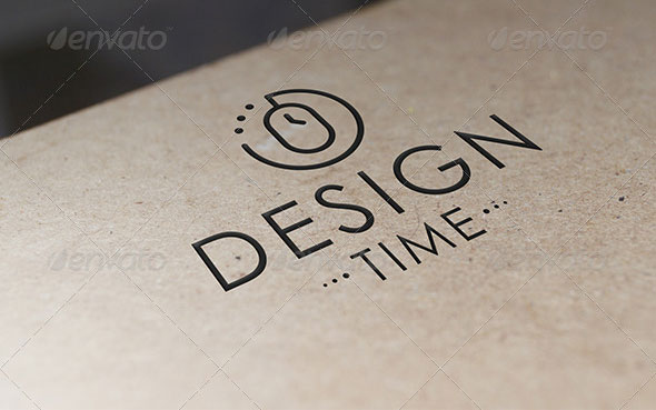 Design Time Logo Template