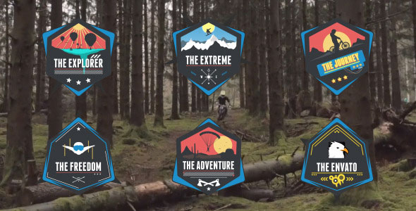 6 Animated Extreme Labels