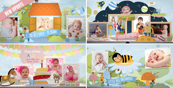 Hey, I`m Turning One! - Baby Birthday Album