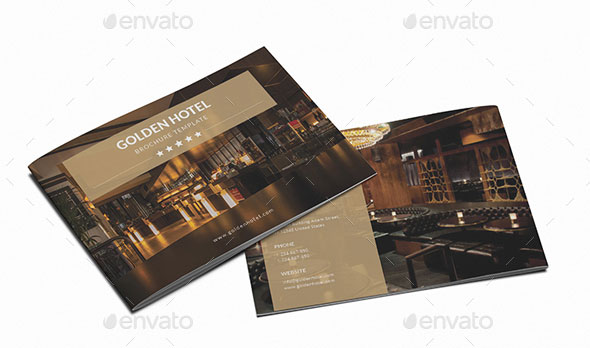 20 Best Hotel Travel Brochure Templates 2017 Print Idesignow