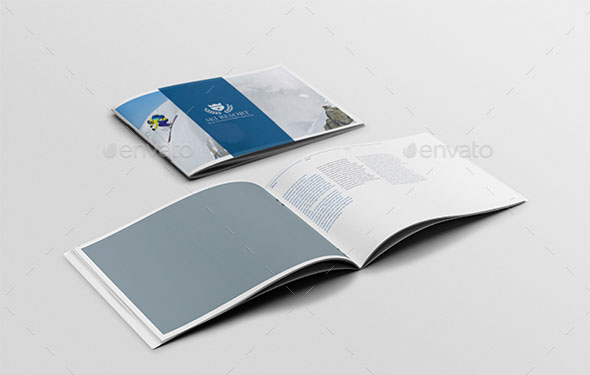 Travel Brochure / Guide Template