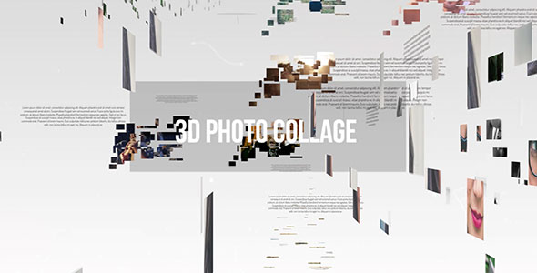 3D Photo Gallery