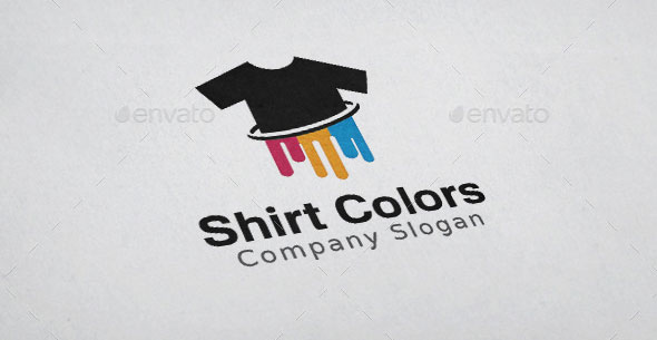 Shirt Colors Logo