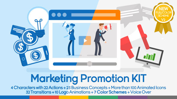 Marketing & Promotion KIT