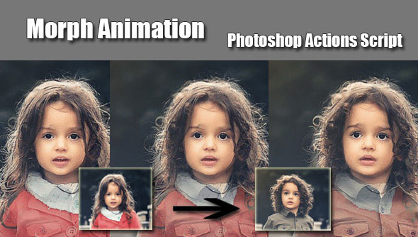 Morph Animation Photoshop Add-on