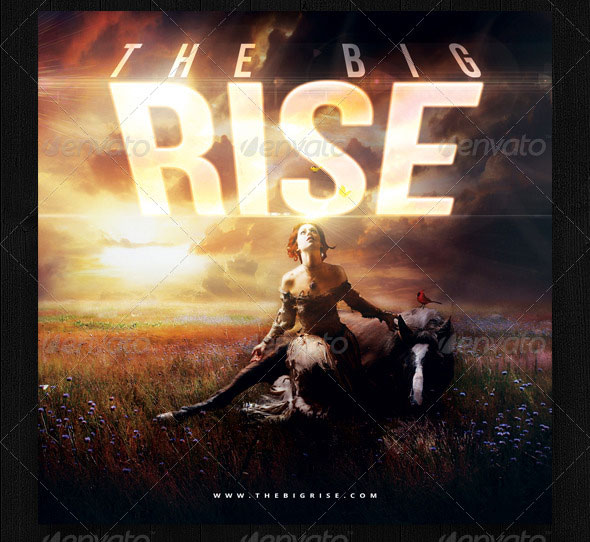 The Big Rise - Cd Cover