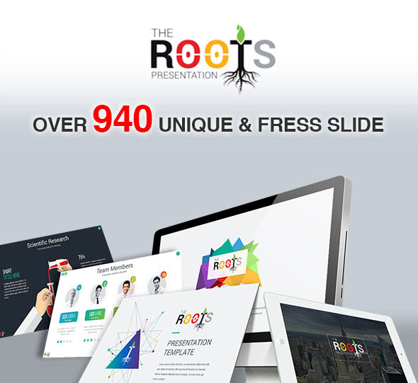 The Roots Presentation Template