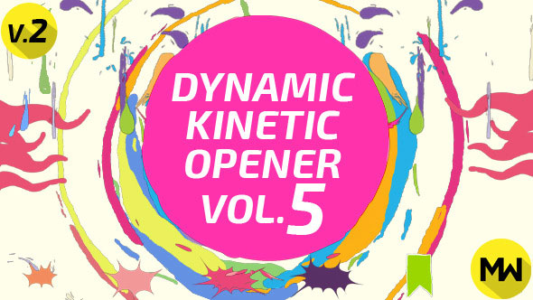 The Dynamic Kinetic Opener Volume 5