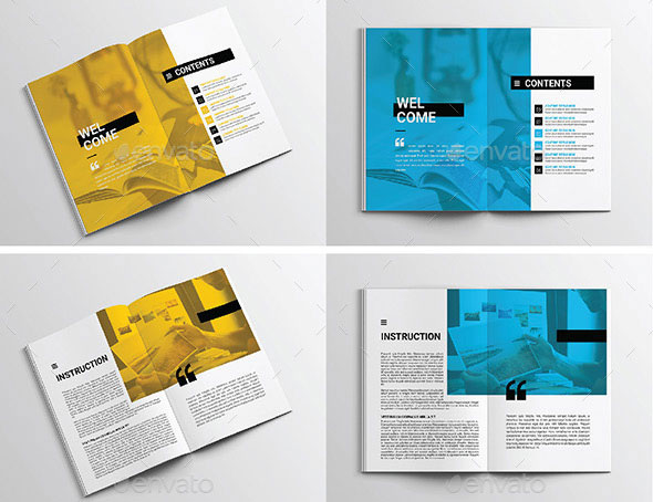 30 painstaking brand manual design templates indesign indesign