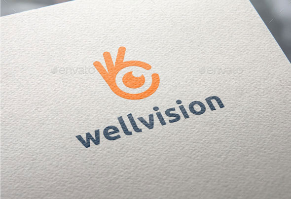 Well Vision - Logo Template