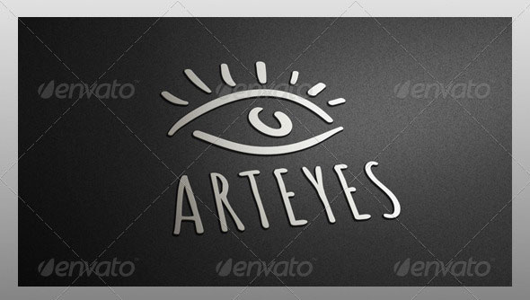 Eye Art Logo Template