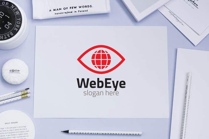 Web Eye Logo