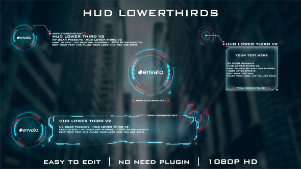 Hud Lowerthirds
