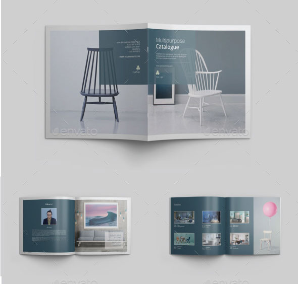 Multipurpose Square Catalogue Vol.VII