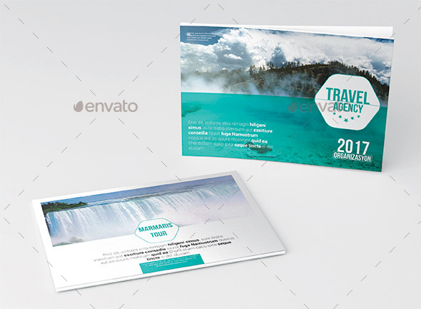 Travel Agency Catalog & Brochure