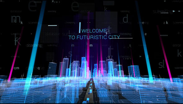 Hologram City Titles