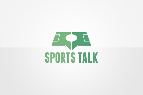 Sport Talk Logo Template