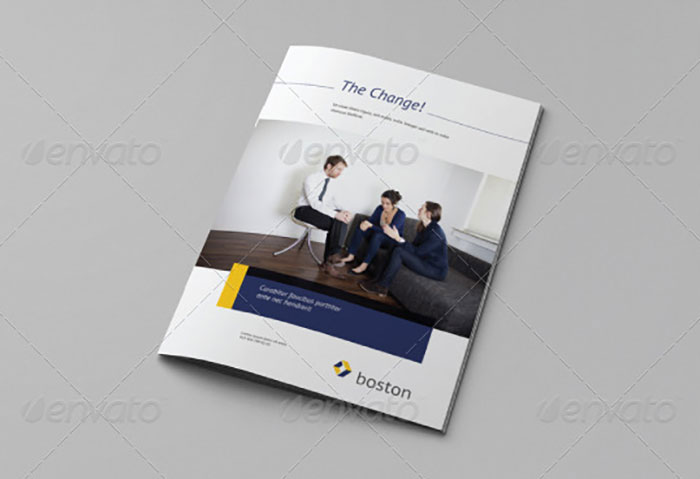 Brochure / Catalog / Magazine Mockups