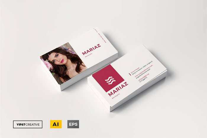 Hairstylis Card