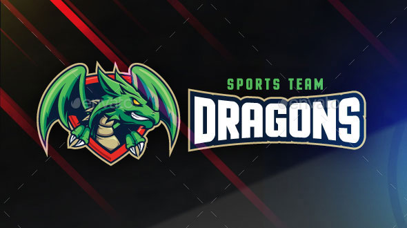 Green Dragon Sports Logo