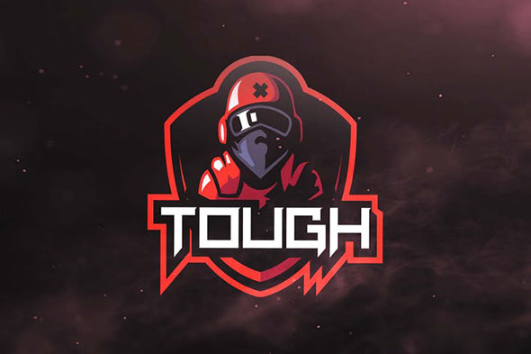Tough Sport and Esport Logos