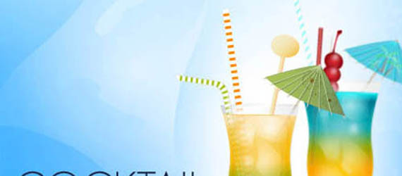 How to Make an Icy Cocktail Adobe Illustrator tutorial