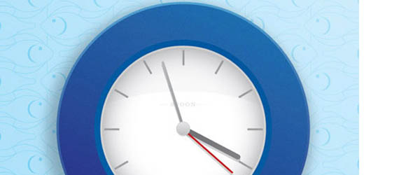 How To Build a Vector Clock Graphic Adobe Illustrator tutorial