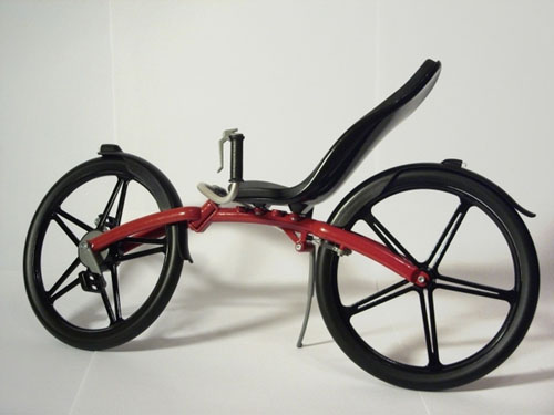 Evolution Bike-1