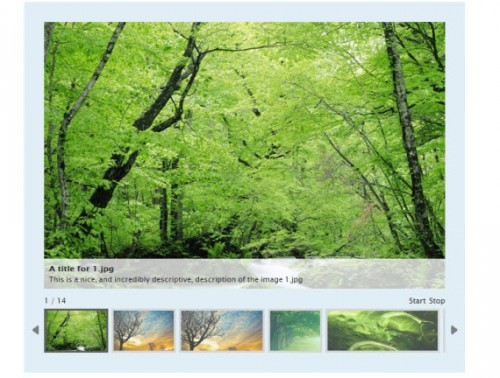 jquery image slider plugin tutorial