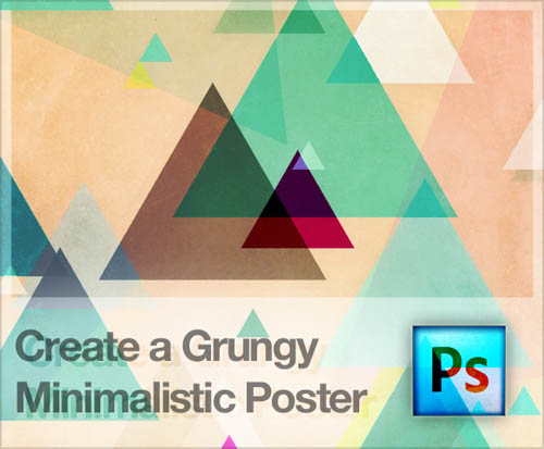 photoshop poster design