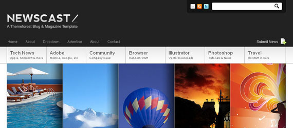 Top 10 Premium Magazine WordPress Themes