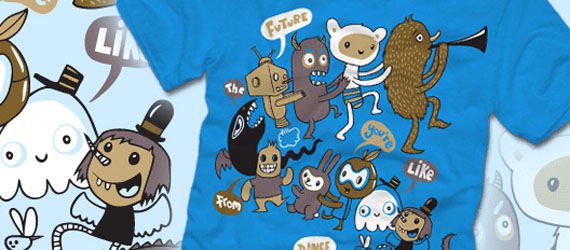 100 Cool T-Shirt Designs
