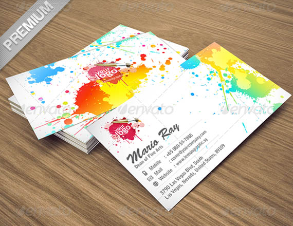 Art Attack Corporate Business Card_7