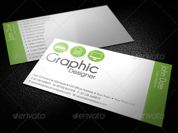 Clean Simple Agency Business Card_48