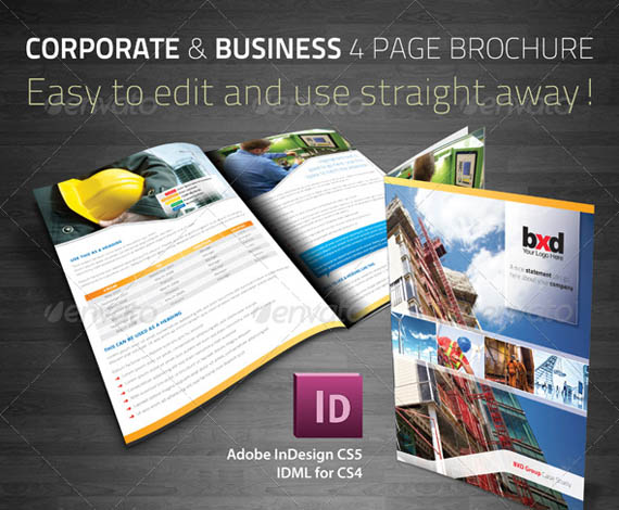 Corporate & Business 4 Page Brochure_20