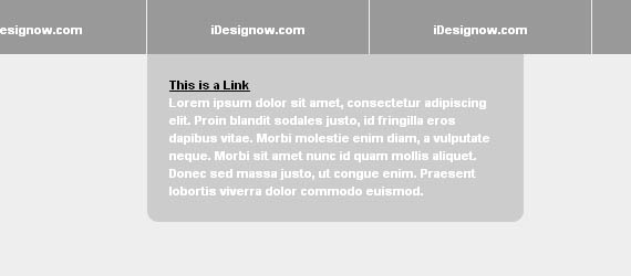 10 Best jQuery Drop Down Menu Plugins | jQuery | iDesignow