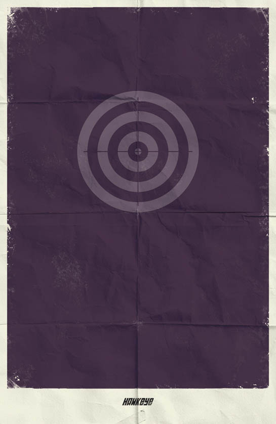 minimalist movie poster