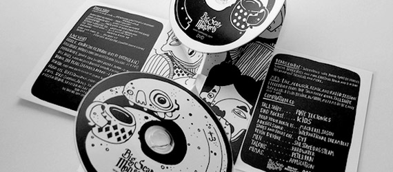 Creative Die-Cut Packaging Designs