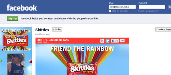 Facebook Fan Page Design Tutorials Examples & Resources