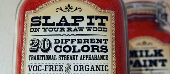 Awesome Typography For Packaging