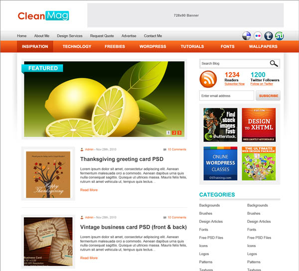 wp-blog-theme-psd-3