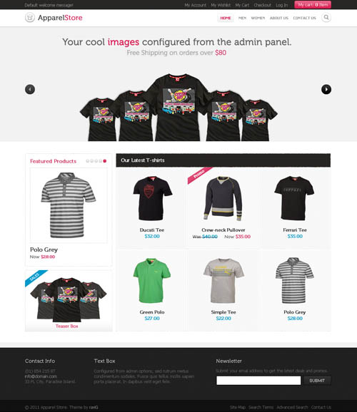 Apparel Store Magento theme_12