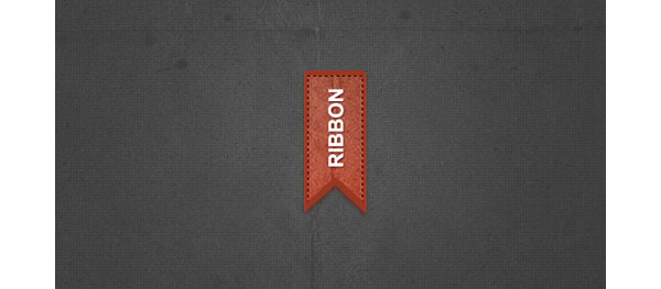 Create a Ribbon in Photoshop