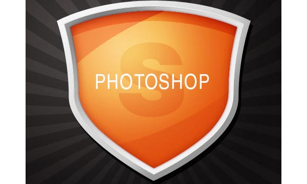 Making a Photoshop Shield